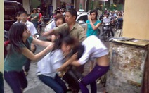 Duy trì 'lửa' ngăn bạo lực học đường