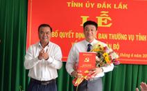 Ông Từ Thái Giang làm bí thư Thành ủy Buôn Ma Thuột