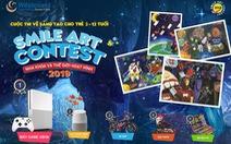 Smile Art Contest 2019: Cuộc thi vẽ tranh sáng tạo chủ đề nha khoa