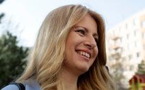 Nữ luật sư tóc vàng trở thành tổng thống Slovakia như thế nào?