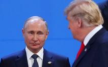 Ông Putin chế nhạo vụ điều tra của Mueller là 'quả núi sinh ra con chuột'