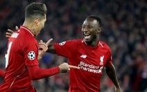 Đá bại Porto 2-0, Liverpool đặt một chân vào bán kết Champions League