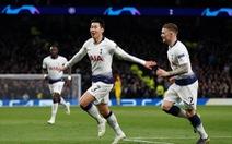Son Heung Min tỏa sáng, Tottenham đánh bại M.C