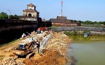 Choáng váng với dự án tu bổ di tích kinh thành Huế