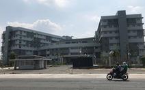 Long An xã hội hóa công trình bệnh viện sản nhi xây gần 10 năm