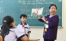 Đưa sách vào khắp nơi trong trường để học trò ham đọc sách