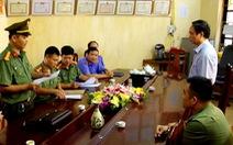 Công an đề nghị 'xử' 210 phụ huynh có con được nâng điểm ở Hà Giang