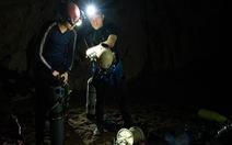 Công bố video 'thế giới ngầm' dưới hang Sơn Đoòng