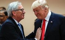 Mỹ khơi mào thương chiến với EU?