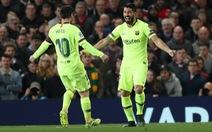 Barca thắng M.U tại Old Trafford