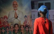 Ấn Độ cấm chiếu phim về tiểu sử Thủ tướng Modi trước bầu cử