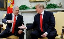 Thủ tướng Israel tái đắc cử, ông Trump nói 'cơ hội cho hòa bình Israel - Palestine'