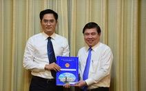 Ông Trần Quang Lâm làm giám đốc Sở Giao thông vận tải TP.HCM