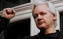 Ông trùm WikiLeaks bị cảnh sát Anh bắt