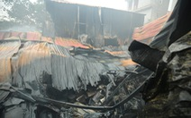 Tìm được 8 thi thể nạn nhân vụ cháy nhà xưởng, có 4 người cùng gia đình