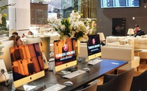 Phòng lounge rộng 5.600m2 trong siêu sân bay 12 tỉ USD của Thổ Nhĩ Kỳ