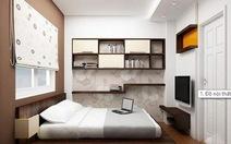 Bố trí phòng ngủ đẹp và khoa học cho vợ chồng trẻ