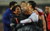 HLV Park Hang Seo: 'Việt Nam đang là đội bóng mạnh nhất Đông Nam Á'