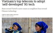 Viettel khẳng định mạng 4G của Viettel không có thiết bị Huawei