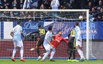 Thua ngược SPAL, Juventus vẫn chưa thể vô địch