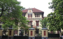 Bộ Tư pháp thông tin về vụ kiện Trịnh Vĩnh Bình