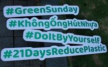 4 bạn trẻ chạy tiếp sức 100km tái hiện con đường rác thải