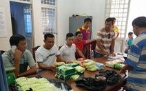 Bắt 2 người nghi mang 26,6kg ma túy từ Campuchia về Việt Nam