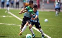 Cầu thủ nhí Việt Nam tiếp tục tham gia World Cup thu nhỏ
