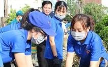 Bạn trẻ TP.HCM gánh trên vai trách nhiệm cùng cộng đồng