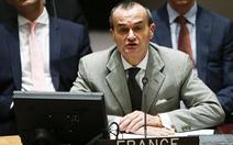 Đại sứ Pháp tại Mỹ nói trật, Đại sứ Pháp tại Iran bị triệu tập