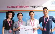 ĐH Duy Tân vào top 7 HULT Prize Đông Nam Á