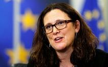 Châu Âu công bố kế hoạch trả đũa thương mại Mỹ