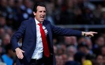 Huấn luyện viên Emery của Arsenal đang làm tốt hơn ông Wenger?