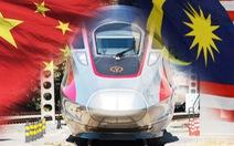 Malaysia đàm phán lại với Trung Quốc, dự án đường sắt giảm được hơn 5 tỉ đô