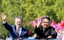 Đi Mỹ về, tổng thống Hàn nói muốn gặp ông Un 'càng sớm càng tốt'