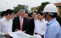 Cuộc đua F1 muốn làm 'cầu nối' đưa Việt Nam ra thế giới