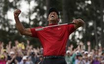 'Tiger Woods với cuộc trở lại vĩ đại nhất lịch sử thể thao'