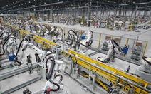 Vinfast vận hành tổ hợp sản xuất ôtô