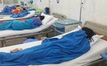 14 du khách Lào nhập viện nghi do ngộ độc thực phẩm ở Đà Nẵng
