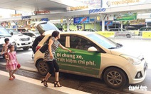 Grab đề xuất bỏ yêu cầu gắn hộp đèn trên nóc xe vì không cần thiết
