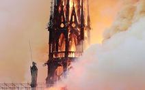 Nguyên nhân cháy nhà thờ Đức Bà Paris: lắp dây điện không chuẩn