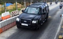 Gây tai nạn liên hoàn qua hai tỉnh, làm CSGT bị thương nặng