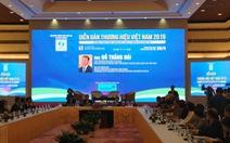 Thương hiệu quốc gia Việt Nam được định giá 235 tỉ USD
