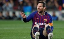Lionel Messi: 'Bàn thắng thứ hai của tôi khá may mắn'
