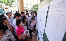 Hà Nội tìm giải pháp 'giảm nhiệt' tuyển sinh đầu cấp