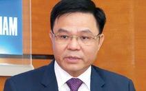 Ông Lê Mạnh Hùng được giới thiệu làm Tổng giám đốc PVN