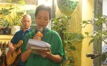 Hơn 350 người đọc 'Mây trắng của đời tôi' mừng sinh nhật Lưu Quang Vũ