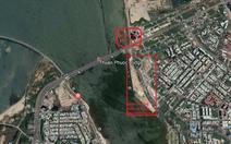 Dự án lấn sông Hàn đe dọa cầu Thuận Phước?