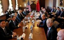 Trung Quốc công bố số liệu kinh tế lạc quan để đàm phán với Mỹ