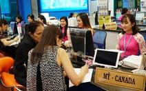Hơn 100 ngàn người Việt du lịch Mỹ năm 2018